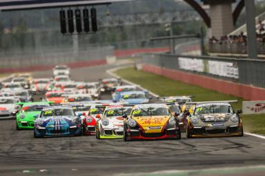 Porsche Carrera Cup Asia heads home for epic season finale