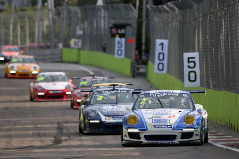 Three-way Championship Decider for Sports Car Champions Festival Finale
