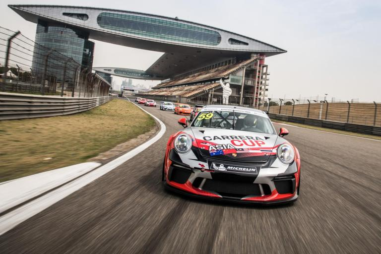 Catching up with the 2018 Porsche China Junior