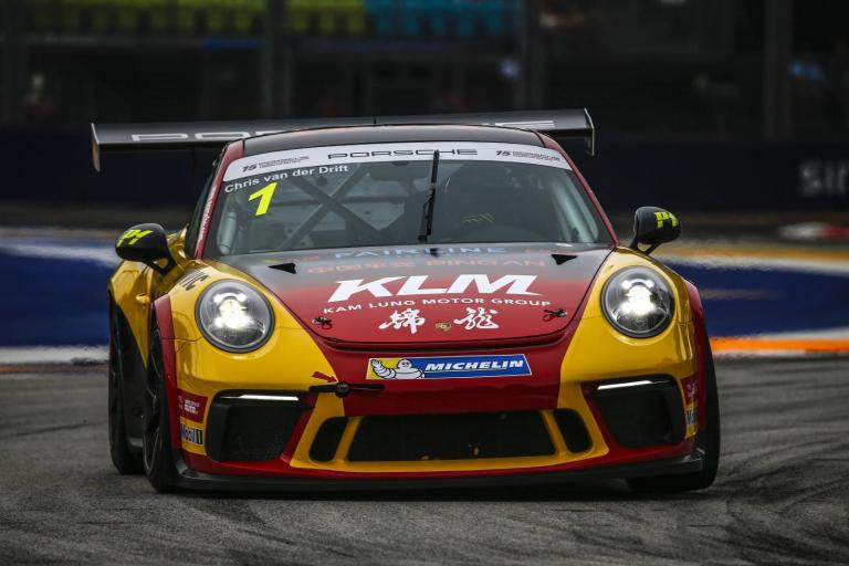 Tensions high as Porsche Carrera Cup Asia heads for penultimate Round 9 and 10 in Malaysia