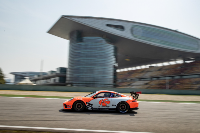 Porsche Carrera Cup Asia 2019 Launches in Shanghai alongside 1000th Formula 1 Race