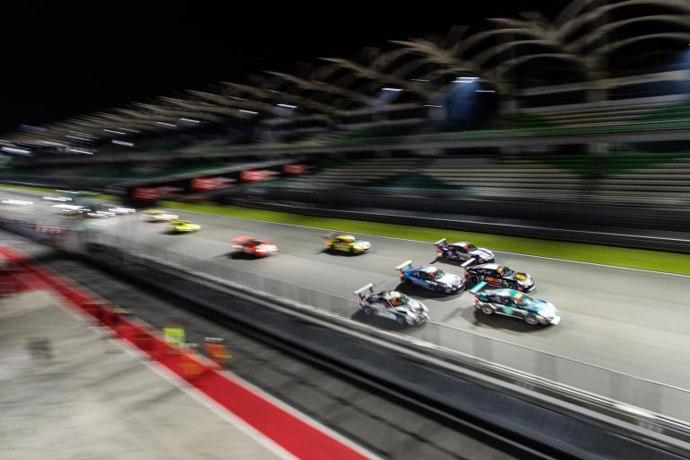 Porsche Carrera Cup Asia Heads Back to Thailand for a Bangsaen Street Brawl