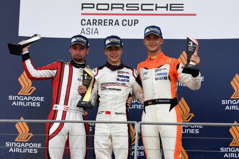 Thrilling Race Weekend in Marina Bay Sees Hopes Dashed and Victors Emerge
